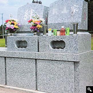 49.8万円のお墓