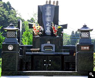 130万円からのお墓 その1