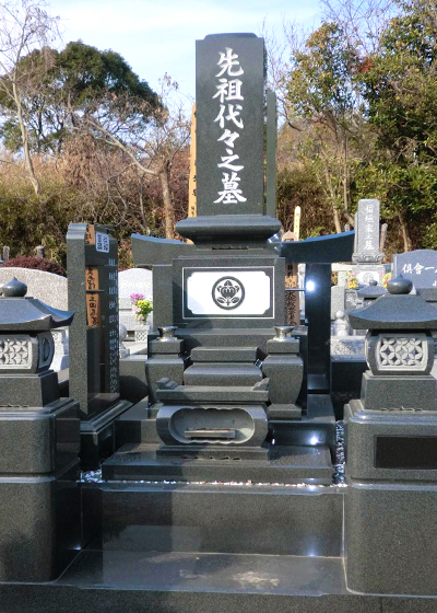 ゆとり墓地2